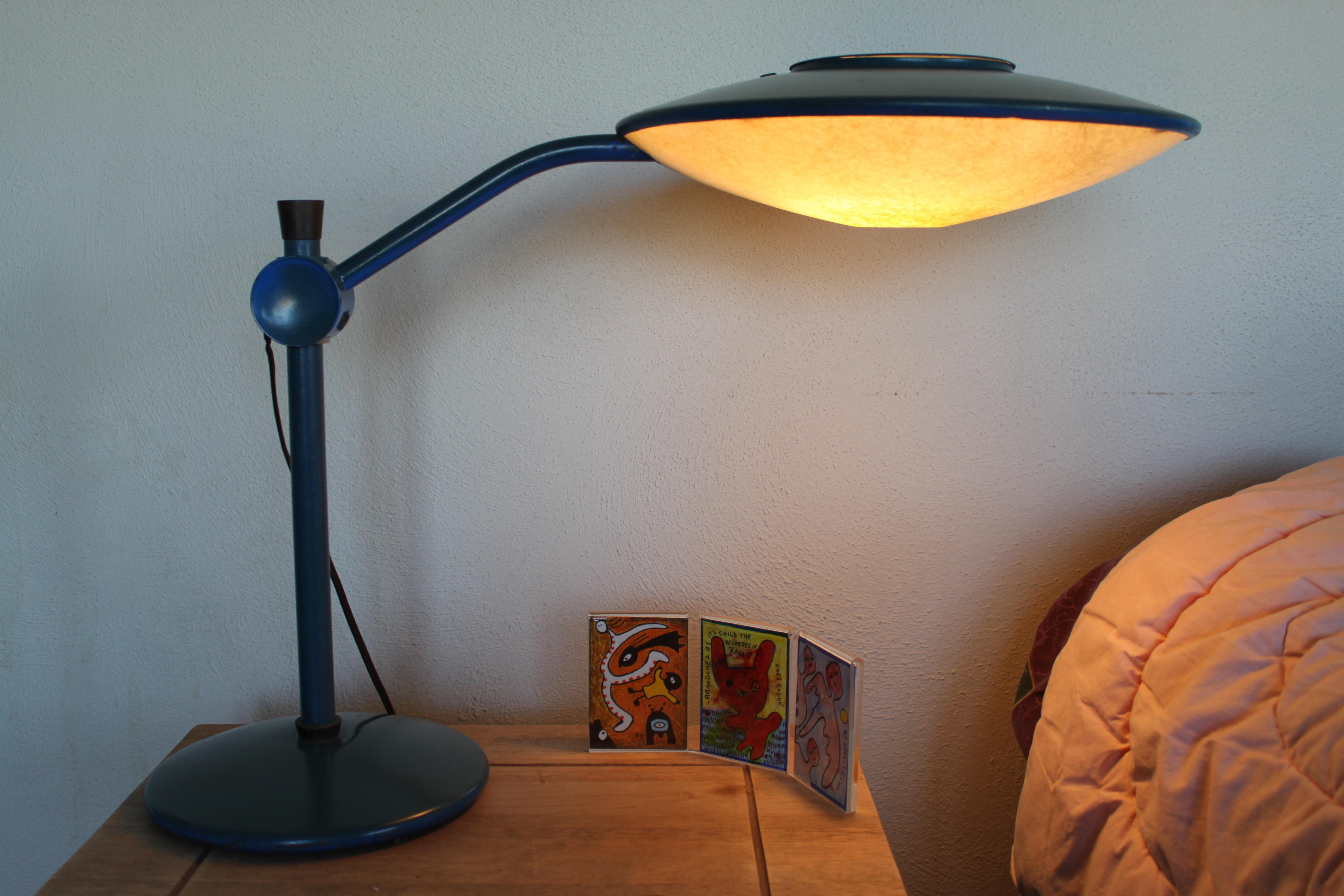 Dazor Flying Saucer Lamp Image 4 Of 11