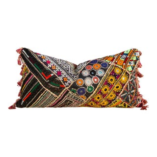 Anaisha Reshmi Sutra Lumbar Pillow For Sale