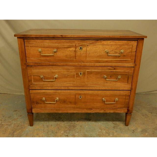 Early 19th Century French Commode For Sale - Image 10 of 10