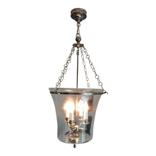 Sussex Medium Bell Jar Lantern For Sale
