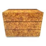 Image of Thayer Coggin Dresser/Chest Designed by Milo Baughman For Sale