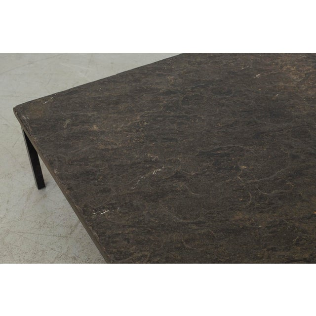 Square Stone Top Coffee Table - Image 8 of 9