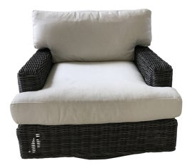 Image of Wicker Outdoor Seating