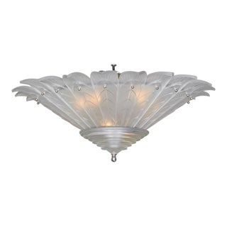 Large Sabino Chandelier For Sale