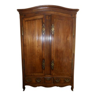 18th Century Antique French Armoire