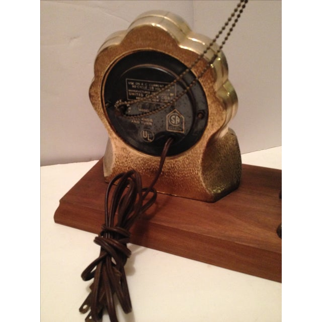 Horse Mantel Clock - Image 5 of 5