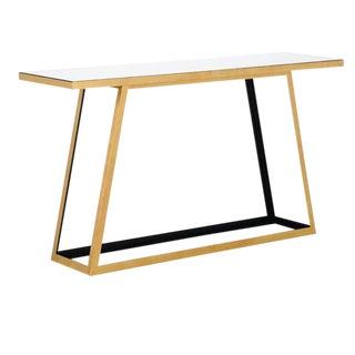 Currey & Co. Mondo Console Table For Sale