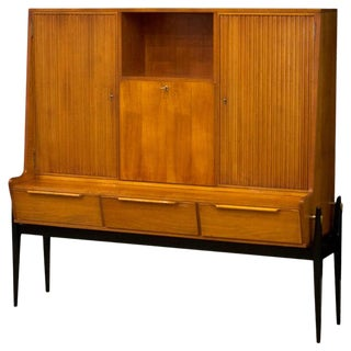 Gio Ponti Cabinet, Italy, 1950s For Sale