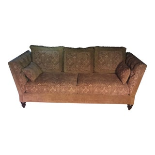 Knoll Style Upholstered Sofa