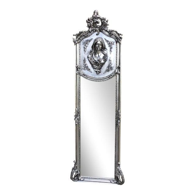 Silver Pier Mirror For Sale