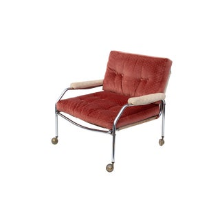 Lounge Chair in the Style of Bruno Mathsson for Dux For Sale
