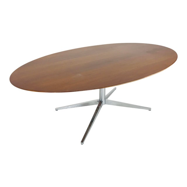 Florence Knoll Dining Table/Desk/Conference Table For Sale