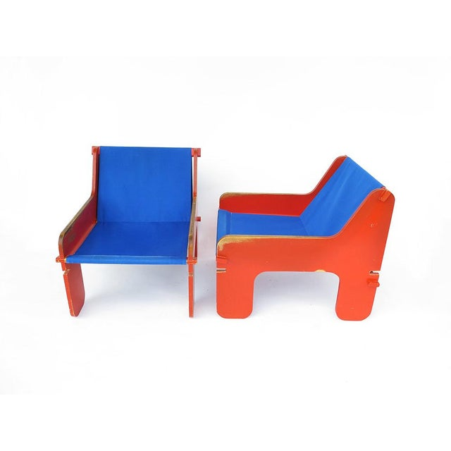 Swiss Garden Removable Chairs For Sale - Image 9 of 13