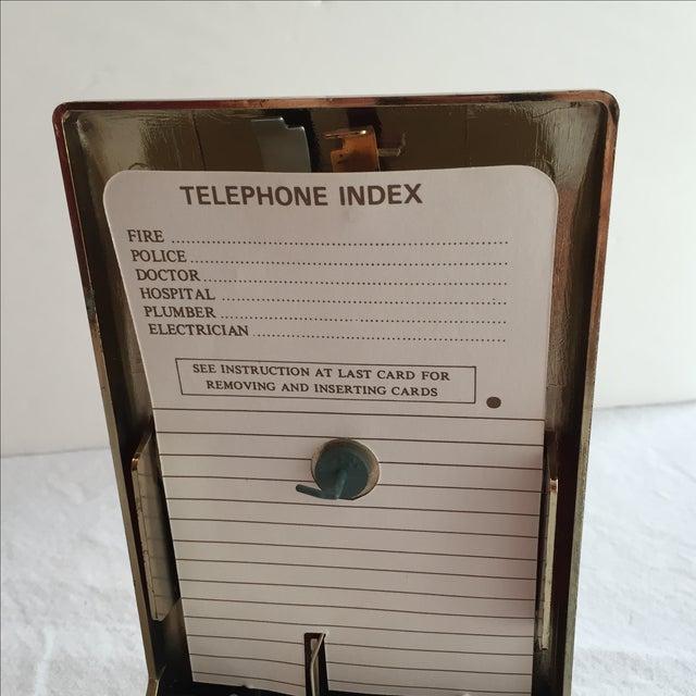 Mid-Century Phone Index - Image 11 of 11