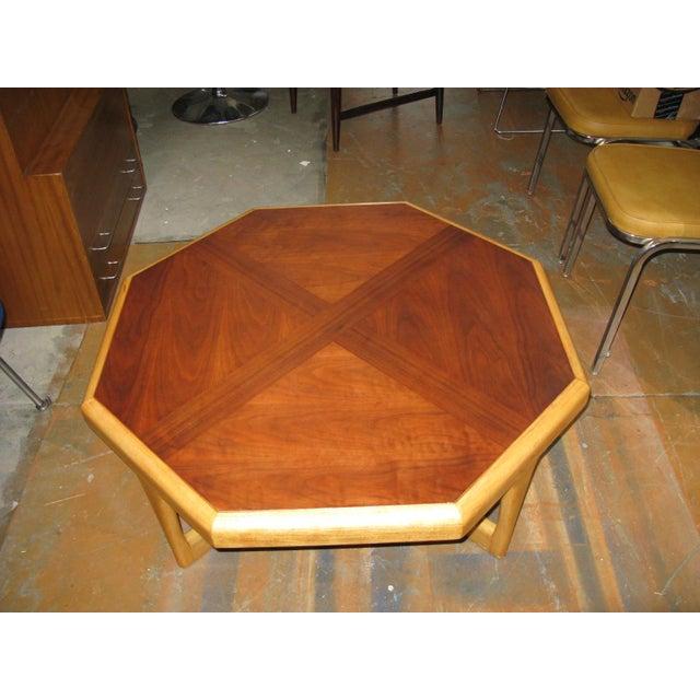 Brown Lane Hexagonal Coffee Table For Sale - Image 8 of 10