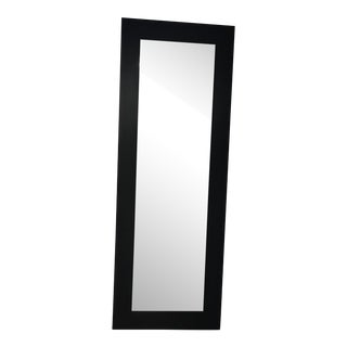 Room & Board Steel Framed Leaning Wall Mirror