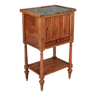 19th Century Louis Philippe Style Side Table For Sale