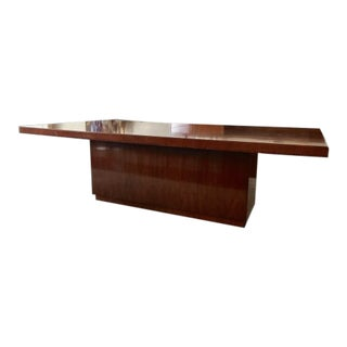 Ralph Lauren Pedestal Dining Table For Sale