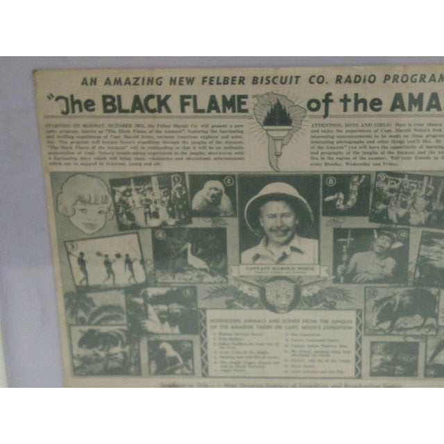 1938 Black Flame Radio Expedition and Broadcast Station For Sale - Image 5 of 5