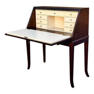 Stanley Furniture Contemporary Secretary Style Drop-Down Desk For Sale