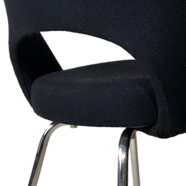 Contemporary Knoll Eero Saarinen Executive Armchairs - a Set of 3 For Sale - Image 3 of 4