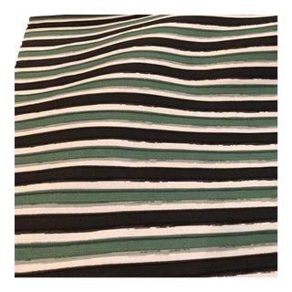 Uma Stewart Token Stripe Fabric