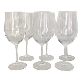 Riedel Wine Glasses - Set of 6 For Sale