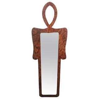 Nicola L Style Figural Mirror For Sale
