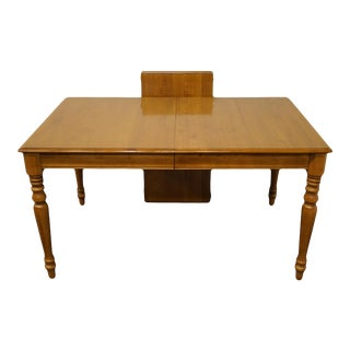 Ethan Allen Circa 1776 Dining Table 18-0200 For Sale