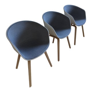 "Hay ""About A"" Chairs - Set of 3 For Sale"