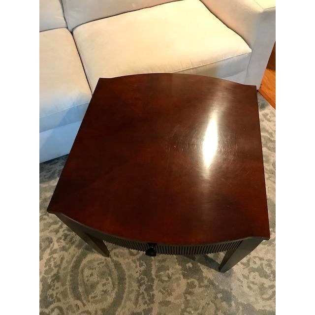 Ethan Allen Side Table - Image 8 of 10