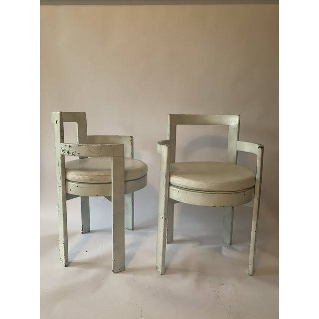 Mid 20th Century Mid 20th Century Bentwood Dining Chair - a Pair For Sale - Image 5 of 5
