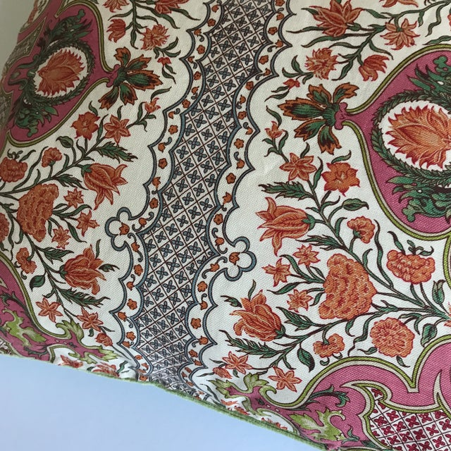 Brunschwig Fils Digbys Tent Pillow Cover - Image 7 of 9