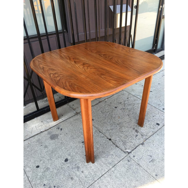 Dscan Expanding Teak Table - Image 3 of 11