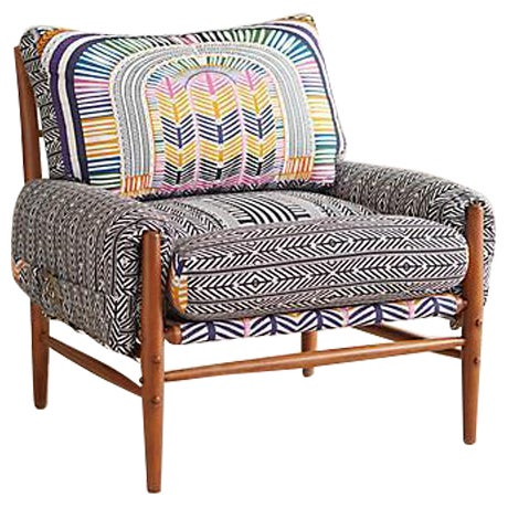 Mara Hoffman for Anthropologie Chair - Image 1 of 4