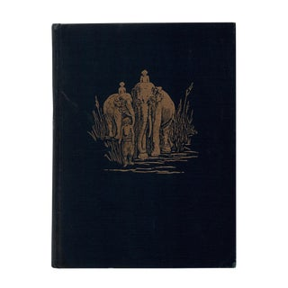 """1895 """"The Two Jungle Books"""" Collectible Book For Sale"""