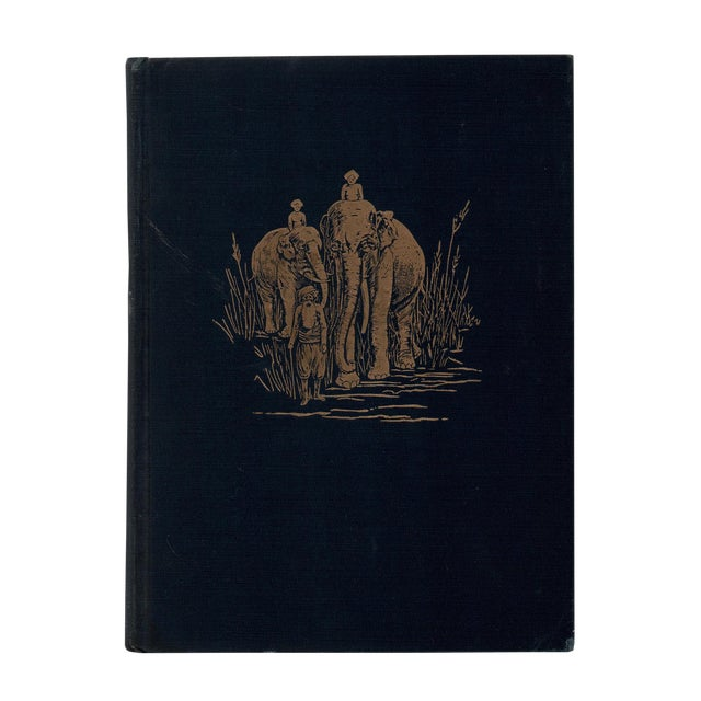 "1895 ""The Two Jungle Books"" Collectible Book For Sale"