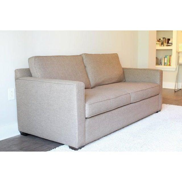 Crate & Barrel Davis Apartment Sofa - Image 4 of 5