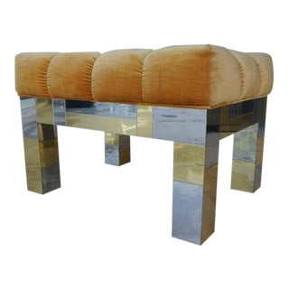 Cityscape Stool by Paul Evans