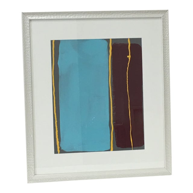 """""""Nod to Rothko"""" Painting For Sale"""