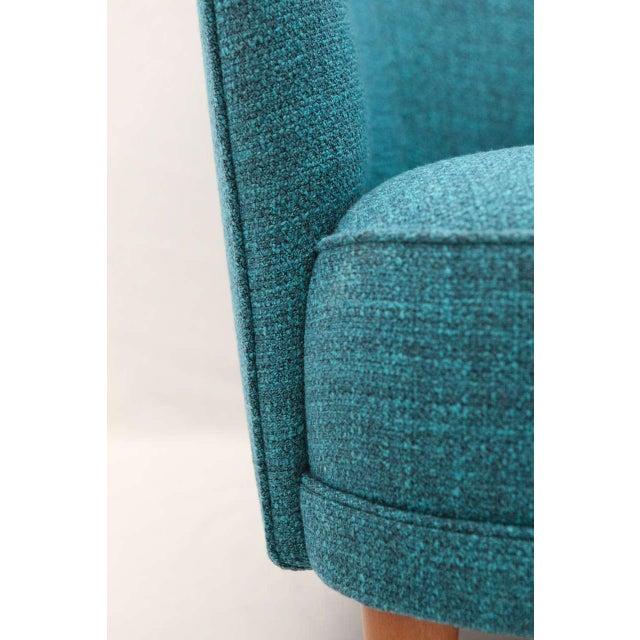 "Carl Malmsten Carl Malmsten ""Samsas"" Lounge Chair For Sale - Image 4 of 9"