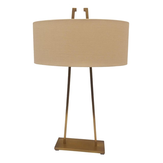 Tanner & Kenzie Table Lamp For Sale