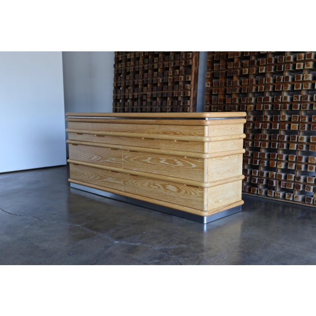 Jay Spectre Chest for Century Furniture, Circa 1980 For Sale In Los Angeles - Image 6 of 12