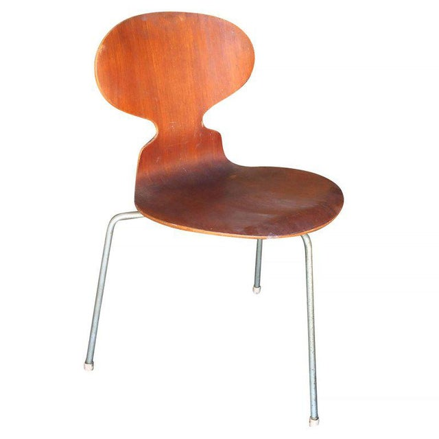 """Arne Jacobsen """"Ant"""" Side Chairs, Set of Four - Image 2 of 7"""