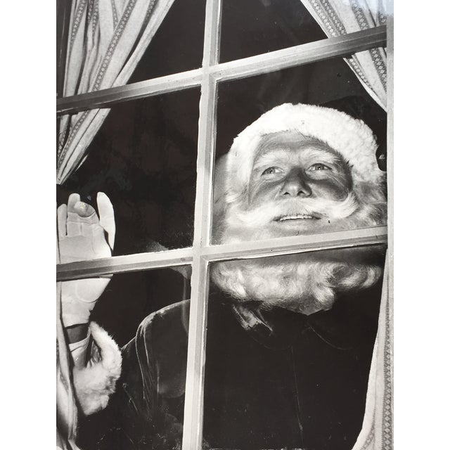 "Santa Claus ""See You Next Year"" 1958 by R. McNutt - Image 2 of 4"