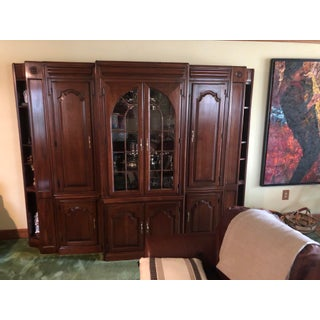 Harden Cherry Furniture China Cabinet Preview