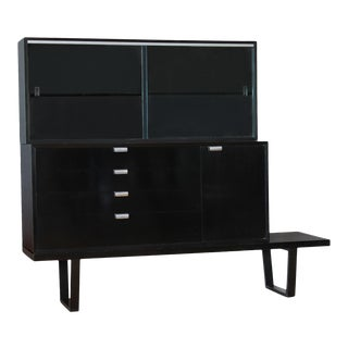 George Nelson 3 Pc. Credenza & Display Case for Herman Miller For Sale