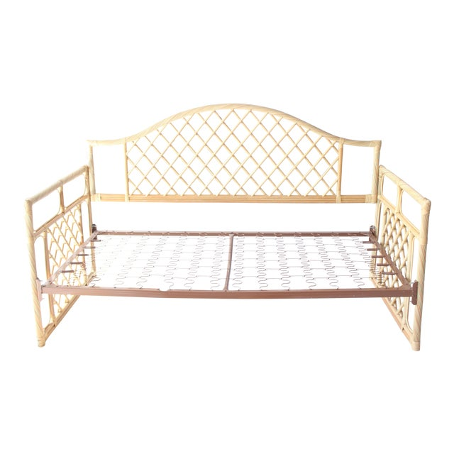Rattan Daybed Frame For Sale