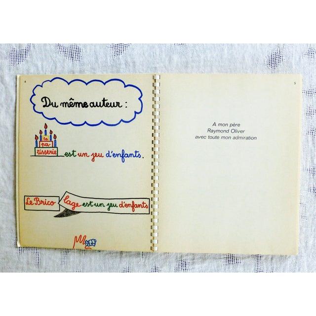 La Cuisine Est Un Jeu D'enfants, Michel Oliver For Sale - Image 5 of 11