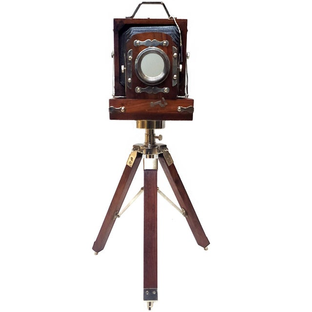 Unique camera for your living room and drawing room, it gives a ultimate colorful image of your place. Camera is made...